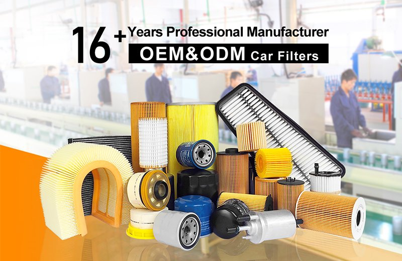 best car filter manufacturer