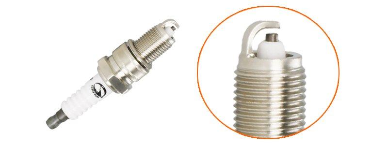 normal alloy spark plug