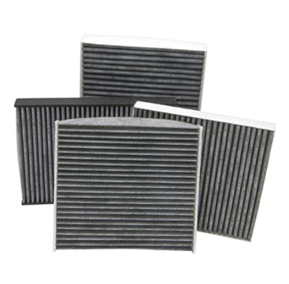 Aactive carbon cabin filter