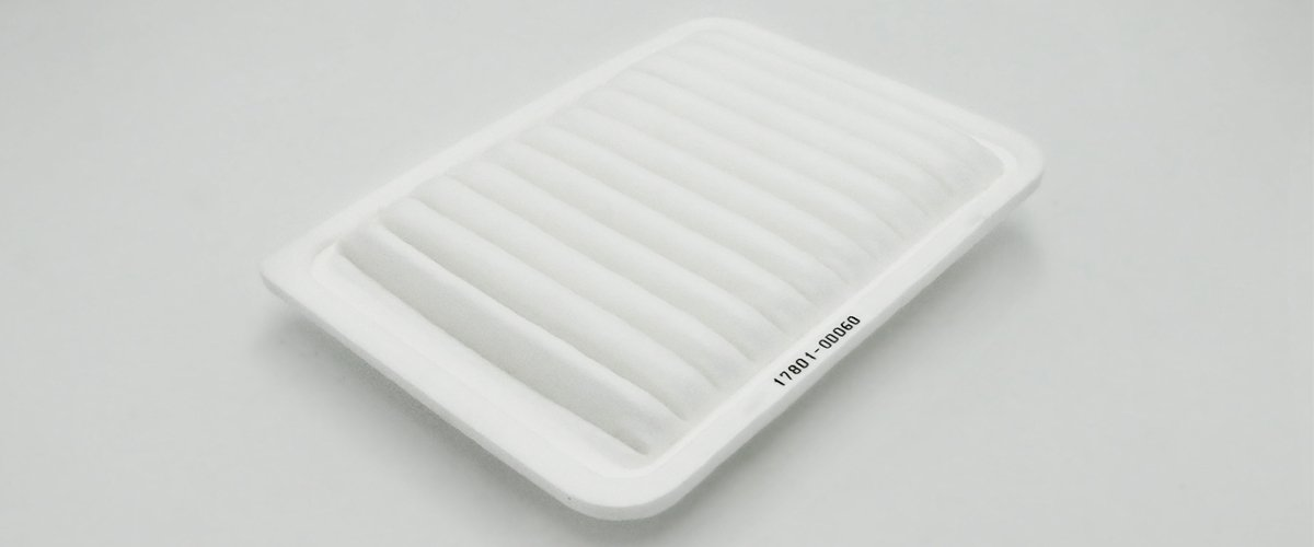 Environmental friendly auto air filters