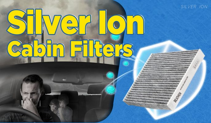 silver Ion cabin filters